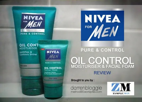 Nivea For Men Oil Control Range Review Darren Bloggie Ɂ�人的部落格