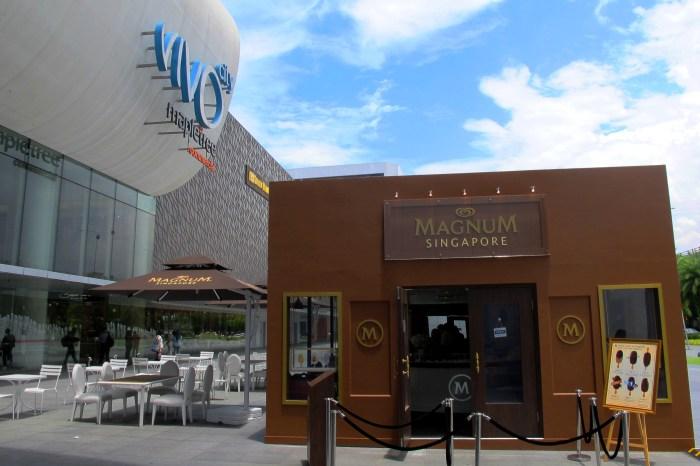 Magnum Singapore Pleasure Store_VivoCity