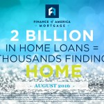 2 Billion in Home Loans = Thousands Finding Home
