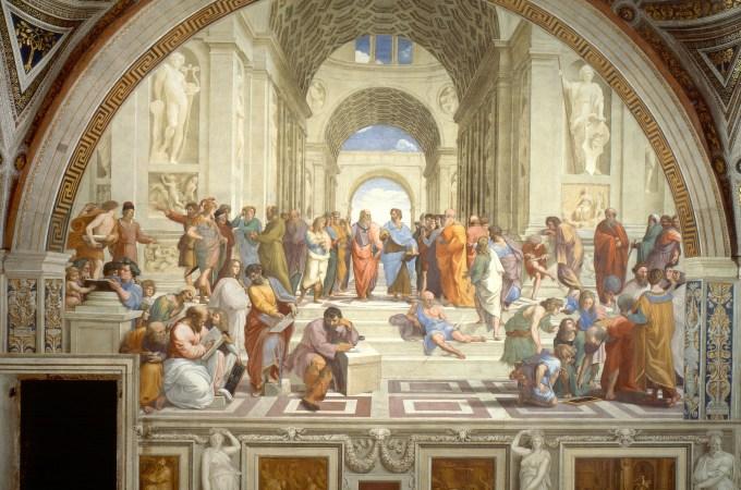 Aristotle Plato