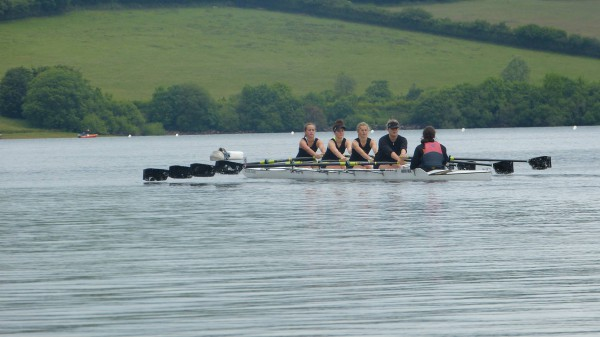 Wimbleball Regatta Girls Quad