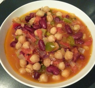 Recipes of Arkadia: Betsy's Picante Beans