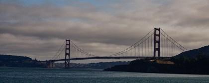 Wir sind dann mal weg!: Golden Gate Bridge, einen Besuch wert