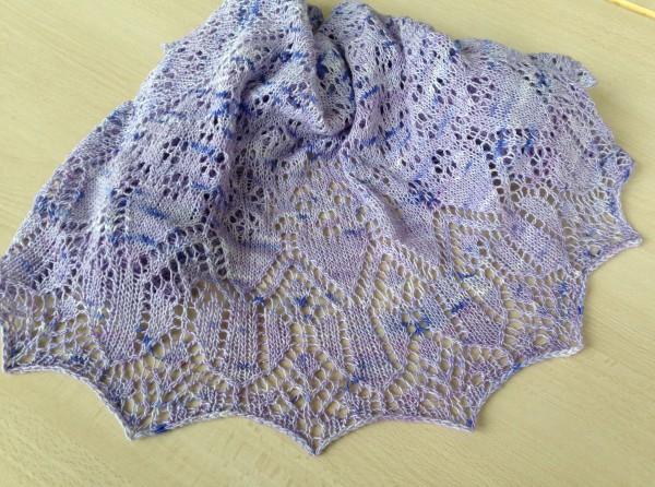 Merino-Silk -Lace