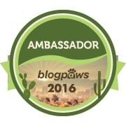 BlogPaws International Ambassador