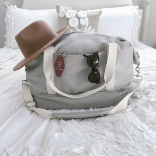 5 Packing Tips for a Weekend Getaway