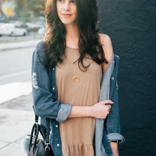The Cotton Dress
