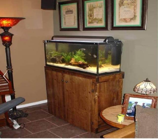 Woodworking Aquarium wood stand design Plans PDF Download Free Artist