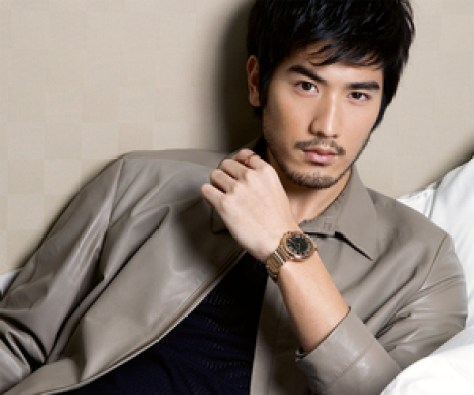 Image result for Godfrey Gao