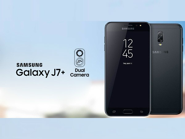 samsung galaxy j7 plus with dual rear cameras launching soon as live images leak