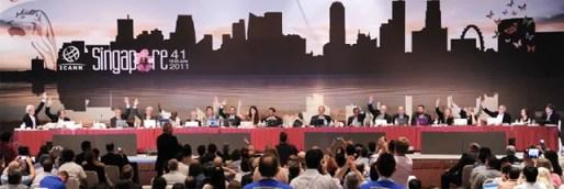 ICANN Board at the International pow-wow in Singapore