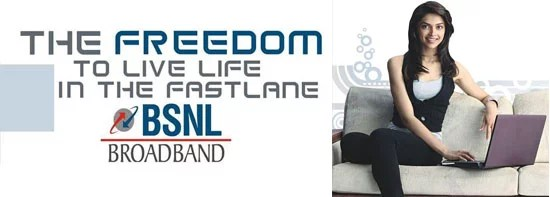 BSNL Upgrades and Revises Broadband Plans With More Speed