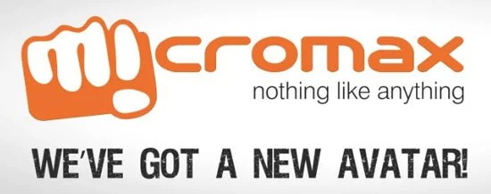 Micromax Unveil new Brand logo at India/Pak Asia Cup