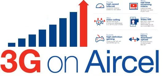 What can you Do with Unlimited 3G On Aircel