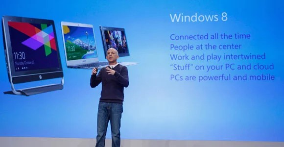 Windows 8 is Here - reimagining the concept of Windows