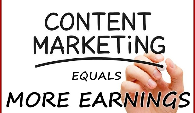 content marketing builds your business