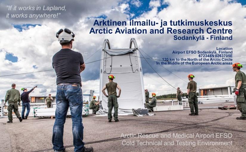 Sodankylän arktinen ilmailu- ja tutkimuskeskus