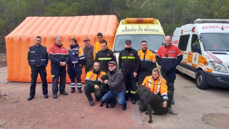 Se tramita la incorporación de seis nuevos voluntarios y un colaborador profesional a la Agrupación de Voluntarios de Protección Civil de Totana