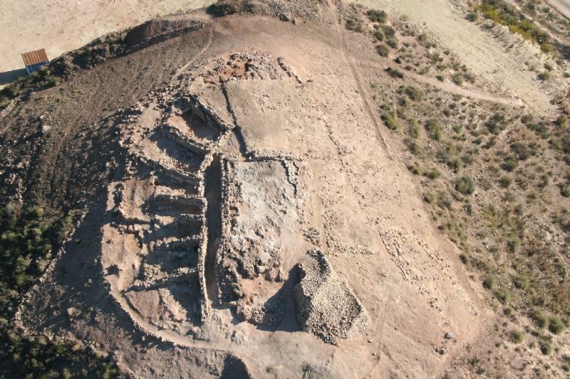 La Concejalía de Yacimientos Arqueológicos trabaja con los propietarios en la adquisición municipal de los parques de Las Cabezuelas y la Tira del Lienzo, y las termas romanas de la calle Luis Martínez