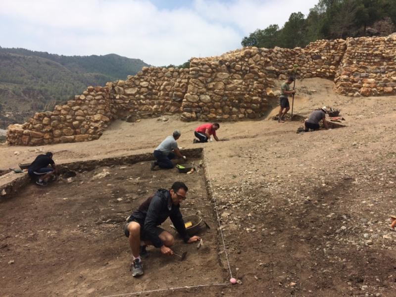 Vídeo. Las excavaciones en el yacimiento arqueológico de La Bastida arrancan de nuevo con el apoyo de National Geographic Society