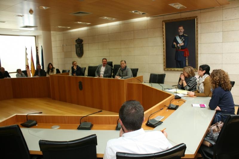 Ayuntamiento y Soltec ultiman los trabajos de coordinación para iniciar el proceso de selección de trabajadores y agilizar los trámites para iniciar la construcción de la planta fotovoltaica