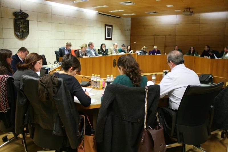 """El Pleno aborda mañana (17:30 horas) la propuesta de Alcaldía para dar nombre espacio público como """"Hermandad Santa María Cleofé y Coronación de Espinas"""""""