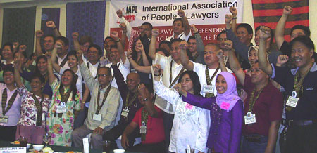 Delegates to the IAPL last month. (Davaotoday.com photo by Cheryll F. Diel)