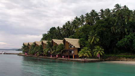 Some of the suites at Pearl Farm (davaotoday.com photo by Carlos H. Conde)