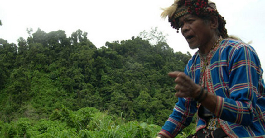 Lumad group seeks protection of fugitive IP chieftain