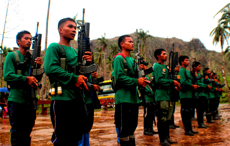 NPA calls for cessation of AFP operations to release POWs in Bukidnon
