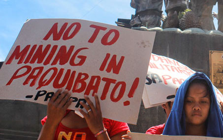 Council says no to mining, as brgy leaders received 15k for mining consent