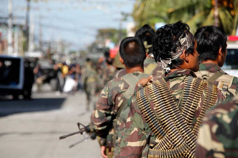 Partylist asks Congress to probe entry of MNLF in Zamboanga City