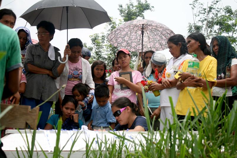 Peasant leader's death in Agusan raises new fears