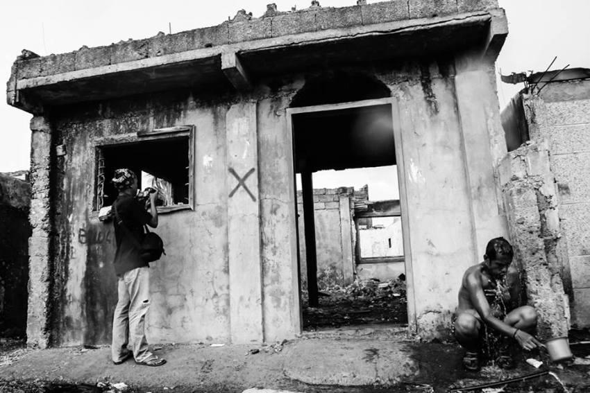 Photo Essay : Rubbles of Zamboanga City villages