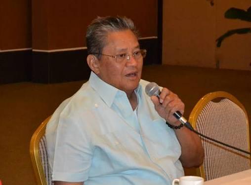Country's disaster preparedness limited in wake of Yolanda, says Gov. del Rosario