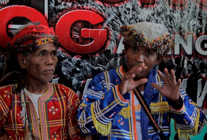 LUMADS TARGETED