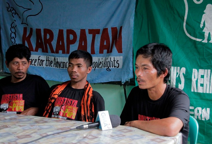 "Wrongly labelled ""captured NPA child soldier"" to go home for graduation"