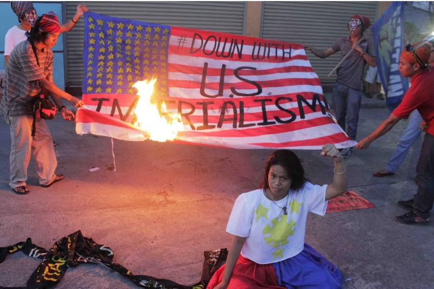 Davao activists slam 'one-sided' US-PH defense, trade deals