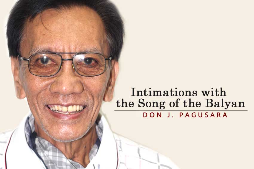 Intimations with the Song of the Balyan
