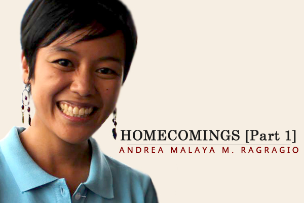 Homecomings [Part 1]