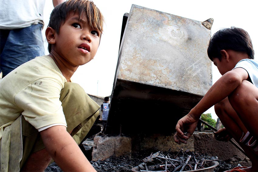 Group wants government attention on child labor in Davao