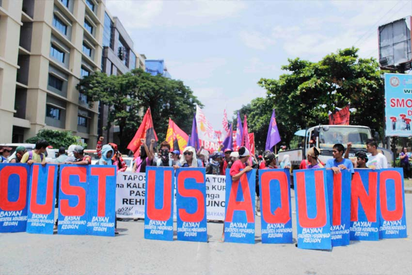 Groups declare all-out war vs. Cha-cha, PNoy's term extension