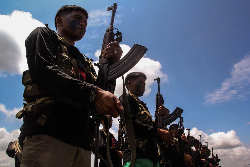 2 soldiers killed in Davao del Norte clash