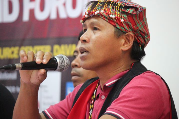 Activist arrested in Surigao City