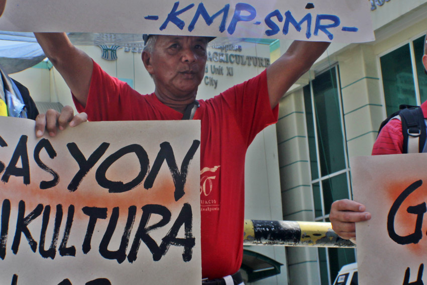 Detained peasant leader to file counter affidavit on theft complaint