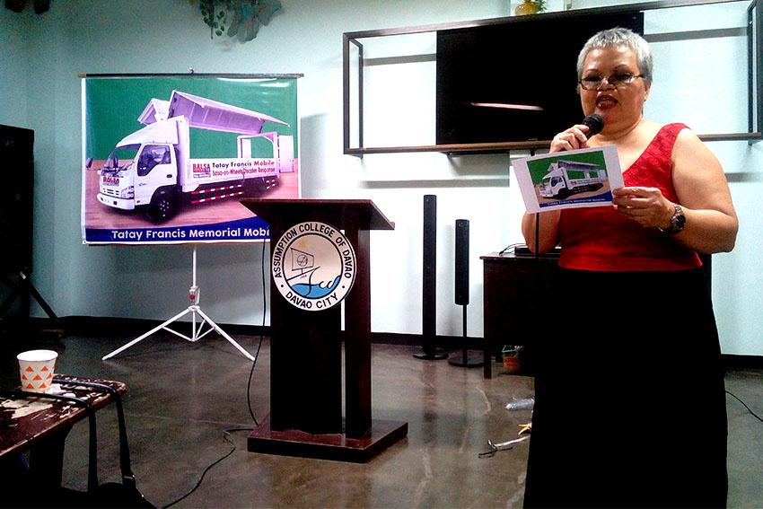 Mobile clinic to be named after envi defender