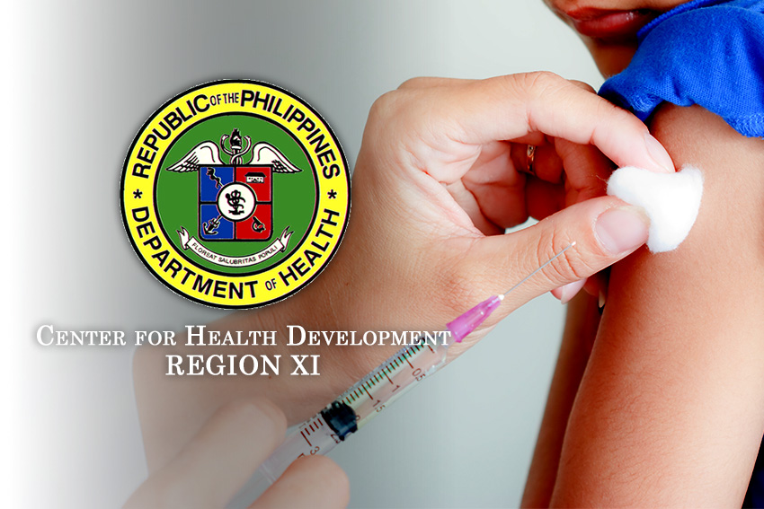 DOH asks parents, guardians to have their kids immunized vs Polio