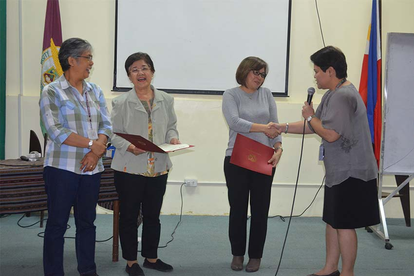 Teaching effectiveness course held for faculty members