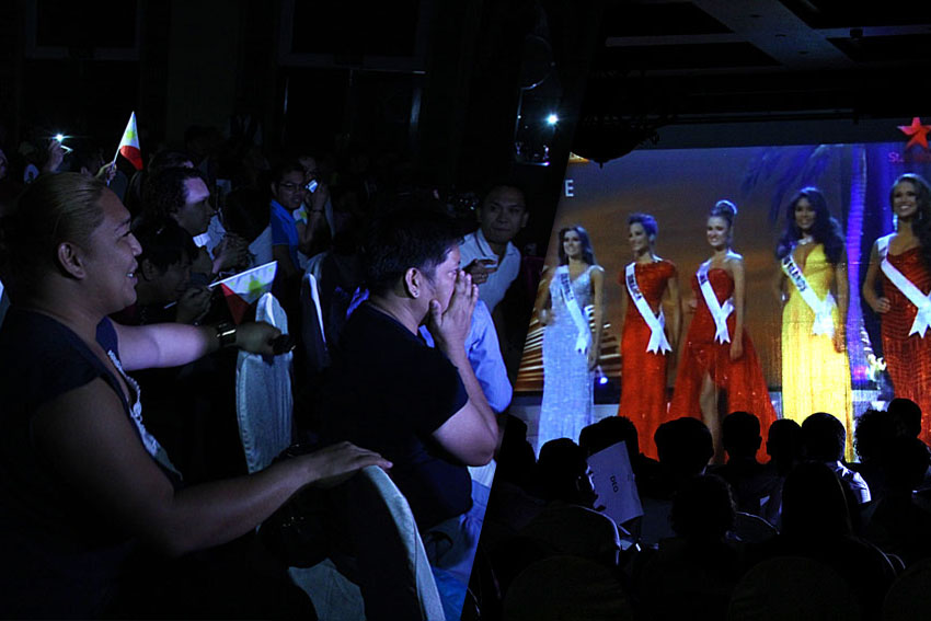 Davaoeños heartbroken with MJ's loss in Ms. Universe tilt