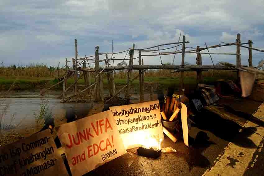 Groups report civilian casualties, demand probe on Mamasapano encounter